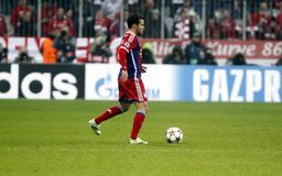 JUAN BERMAT BAYERN MUNICH Royalty Free Stock Photos