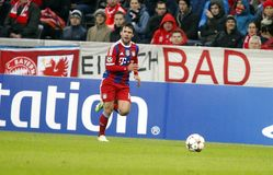 JUAN BERMAT BAYERN MUNICH Royalty Free Stock Photography