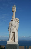 Juan Cabrillo Monument Royalty Free Stock Photography