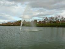 Juan Carlos Ι πάρκο στη Μαδρίτη Στοκ εικόνες με δικαίωμα ελεύθερης χρήσης