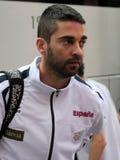 Juan Carlos Navarro foto de archivo