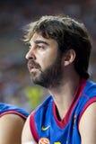 Juan Carlos Navarro of FC Barcelona Stock Images