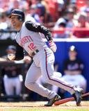 Juan Castro, Cincinnati Reds Photographie stock libre de droits