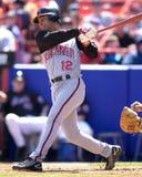 Juan Castro, Cincinnati Reds Image stock