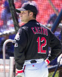 Juan Castro Cincinnati Reds Photos stock