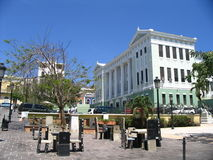juan des Caraïbes Porto Rico san Photos stock
