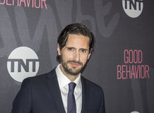 Juan Diego Sotto. New York, NY, USA - November 14, 2016: Actror Juan Diego Sotto attends TNT's Good Behavior Premiere Event at The Roxy Hotel, Manhattan Stock Image