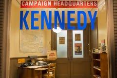 Juan F Kennedy Presidential Library Foto de archivo