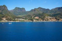 Juan Fernandez Islands Immagini Stock Libere da Diritti