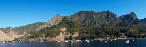 Juan Fernandez Islands foto de archivo libre de regalías