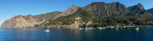 Juan Fernandez Islands Fotografia Stock Libera da Diritti