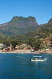 Juan Fernandez Islands Stock Photo
