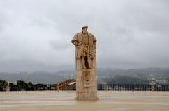 Juan III, apodado el ` el ` piadoso y el ` el ` del colono, era el rey de Portugal y de Algarves a partir de 1521 hasta su muerte imagenes de archivo