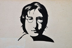 Juan Lennon Fotografía de archivo libre de regalías