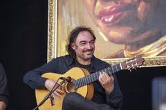 Juan Lorenzo-trio Stock Afbeeldingen