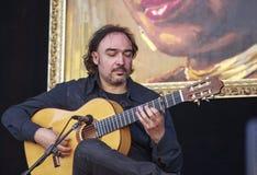 Juan Lorenzo trio Royalty Free Stock Images