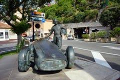 Juan Manuel Fangio imagenes de archivo