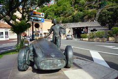 Juan Manuel Fangio Stock Images
