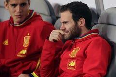 Juan Mata zdjęcie royalty free