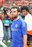Juan Mata portrait Royalty Free Stock Image