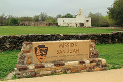 juan misja San Obraz Royalty Free