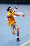Juan MONACO (ARG) at BNP Masters 2009 Royalty Free Stock Photo