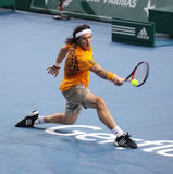 Juan MONACO (ARG) at BNP Masters 2009 Royalty Free Stock Image