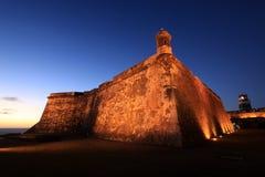 juan puerto rico San fotografia stock