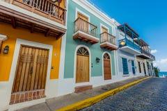 juan Puerto Rico san Royaltyfri Foto