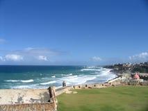 juan Puerto Rico san Royaltyfria Bilder