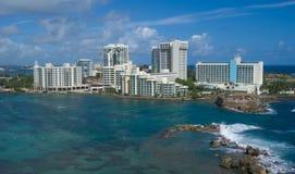 juan Puerto Rico san Arkivfoto