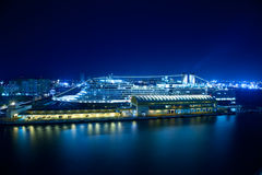 σκάφος λιμενικού Juan SAN κρο&upsilo Στοκ φωτογραφίες με δικαίωμα ελεύθερης χρήσης