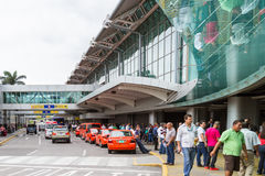 Juan Santamaria international Airport, Costa Rica Royalty Free Stock Photos