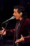 Juan Valderrama in concert Stock Image