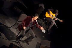 Juan Valderrama in concert Stock Photo