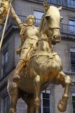 Juana de Arco Fotos de archivo