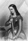 Juana de Arco Imagenes de archivo