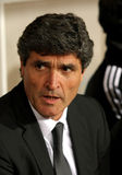 Juande Ramos of Real Madrid Stock Photo