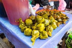 Juane περουβιανά αμαζόνεια τρόφιμα στοκ εικόνες