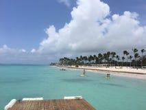 Juanillo海滩 库存图片