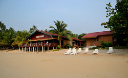Juara beach resort Royalty Free Stock Photography