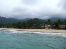 Juara Beach on Tioman Island Stock Images