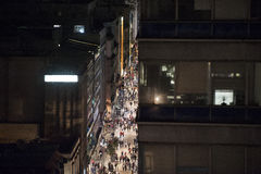 Juarez-Allee Lizenzfreie Stockfotografie