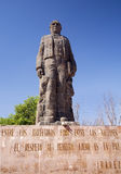 Juarez Statue Hill of Bells Queretaro Mexico Royalty Free Stock Photos