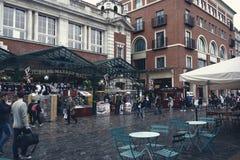 Jubiläum-Markt Hall in London Stockfoto