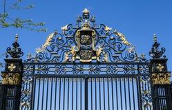 Jubiläum-Tore am Regent-Park in London Lizenzfreies Stockbild