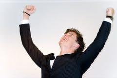 Jubilation Royalty Free Stock Photo