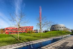 Jubilee Campus stock images