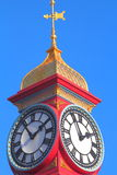 Jubilee Clock At Weymouth Stock Photos