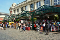 Jubilee Market Hall Royalty Free Stock Images